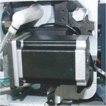 Управления зубчатой рейкой шаговым двигателем в швейной машине зигзаг строчки MAQI LS-T2290SR-D3